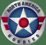 NORTH AMERICAN HOBBIES PROFILE LOGO BEVELED
